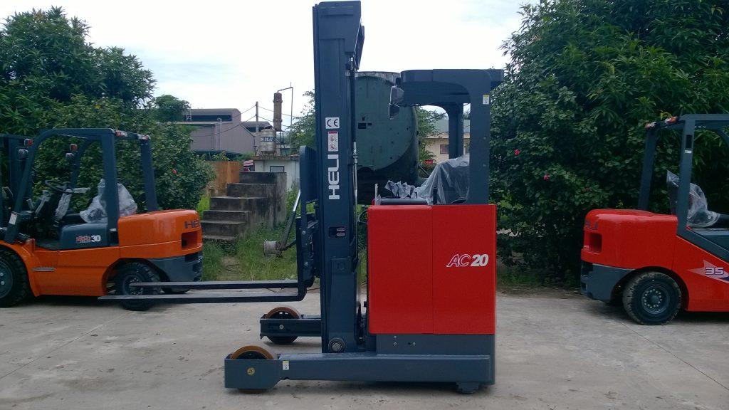 Xe Nâng Điện Reach Truck CQD16 - CQD20
