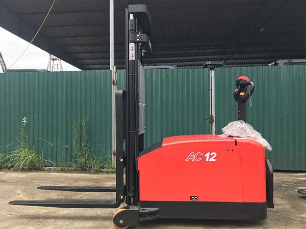 xe nâng đứng lái 1 tấn Model: CDD12-970