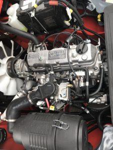 động cơ xe nâng xăng 3 tấn