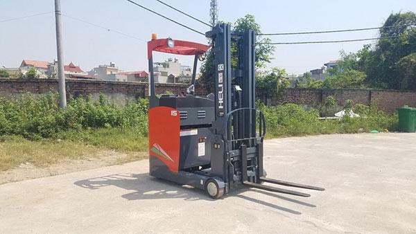 xe nâng điện reach truck 1.5 tấn