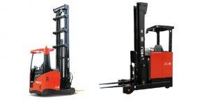 xe nâng reach truck 1,6-2 tấn