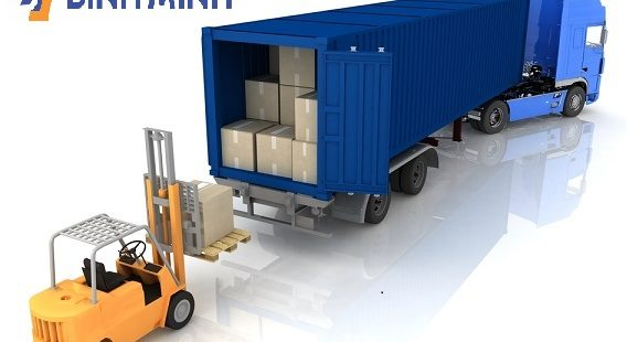 container chứa hàng