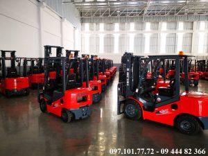 Công ty xe nâng Bình Minh